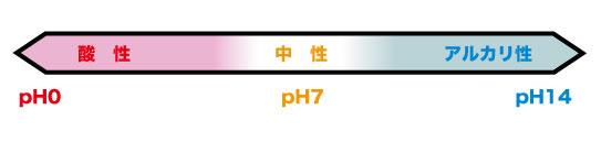 pHについて