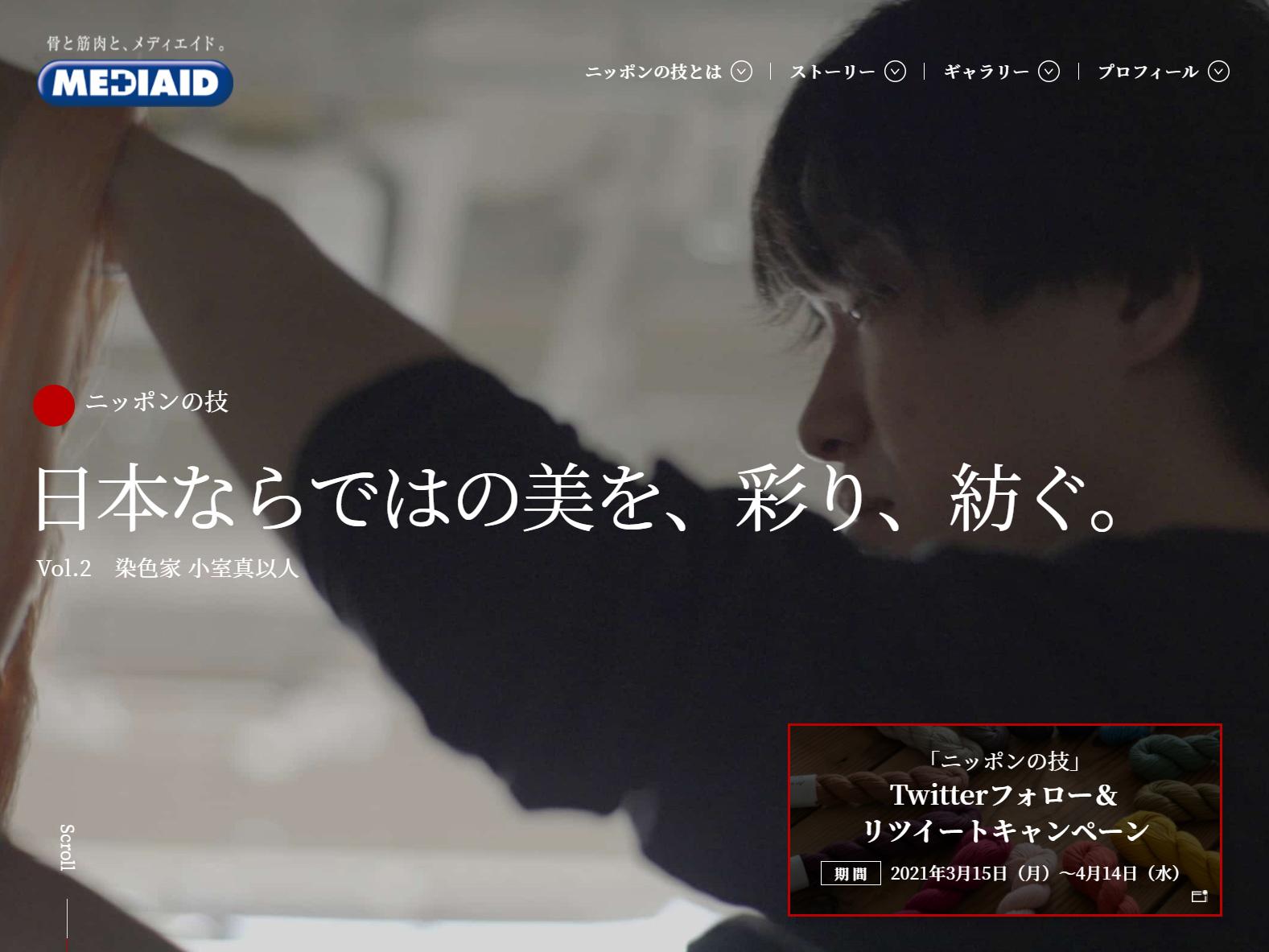 MEDIAID ニッポンの技