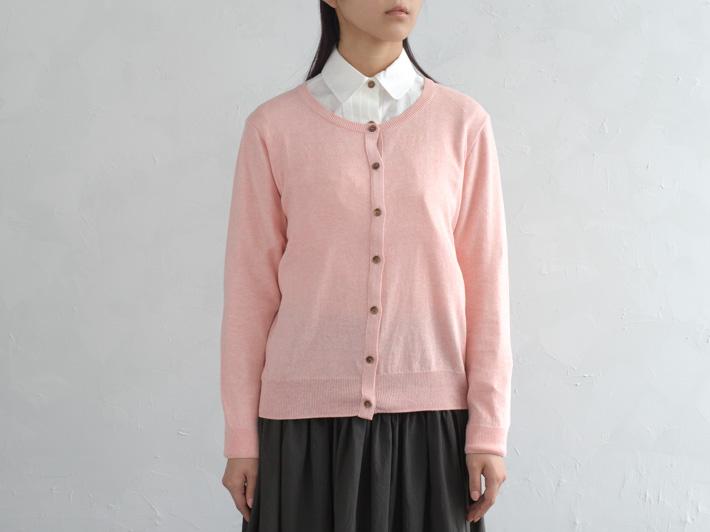 MAITO 桜染め カーディガン