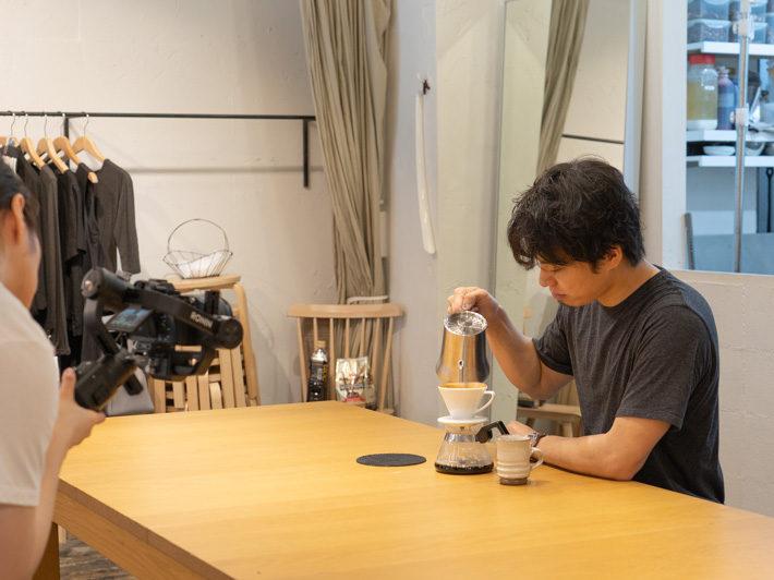 9/14・21  BS-TBSドリップスタイル~コーヒーがくれた時間~
